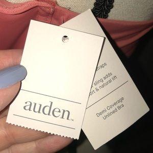 Auden Intimates & Sleepwear - NWT! Auden 36D unlined underwire bra